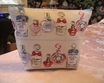 Perfume Bottles clutch