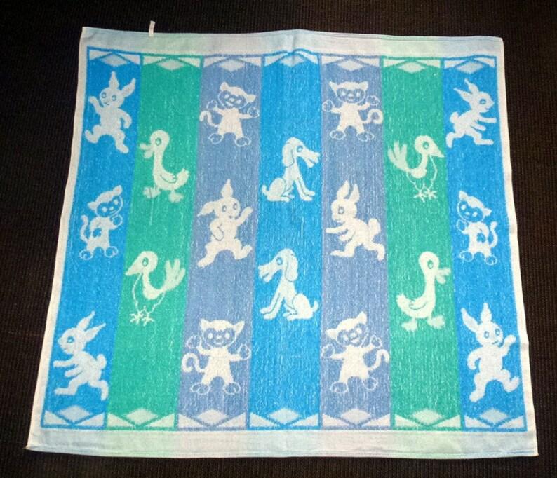 Baby Towel Original DDR