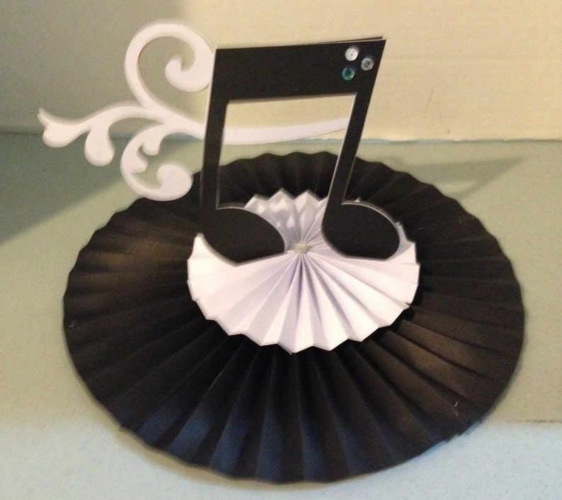 Marching Band Music Lover Party Themed Double Sided Die Cut Table Centerpiece Decorations Approx 12x12  Custom Available You choose design!