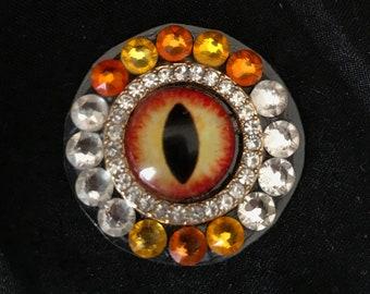 Fire Third-Eye Bindi