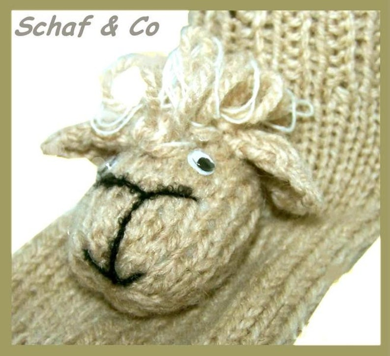 Sheep Shoes