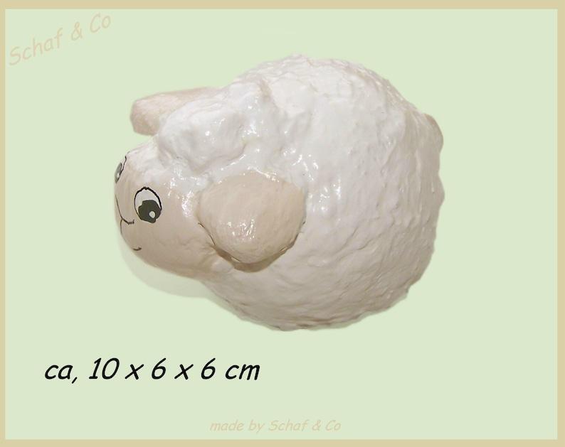 hand shaped Sheep