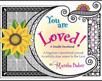 Loved: A Doodle Devotional - Physical Book
