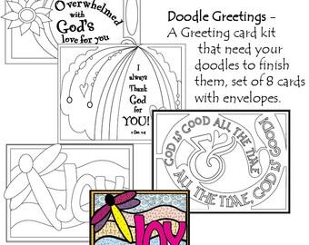 Doodle Greetings