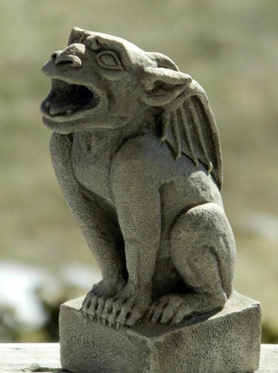 Babygoyle Gargoyle Sculpture Gothic Architectural Ornament