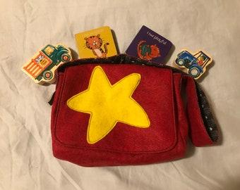 Toddler Messenger bag wool blend, Messenger bag, toddler bag, toddler Messenger bag, wool bag, child messenger bag