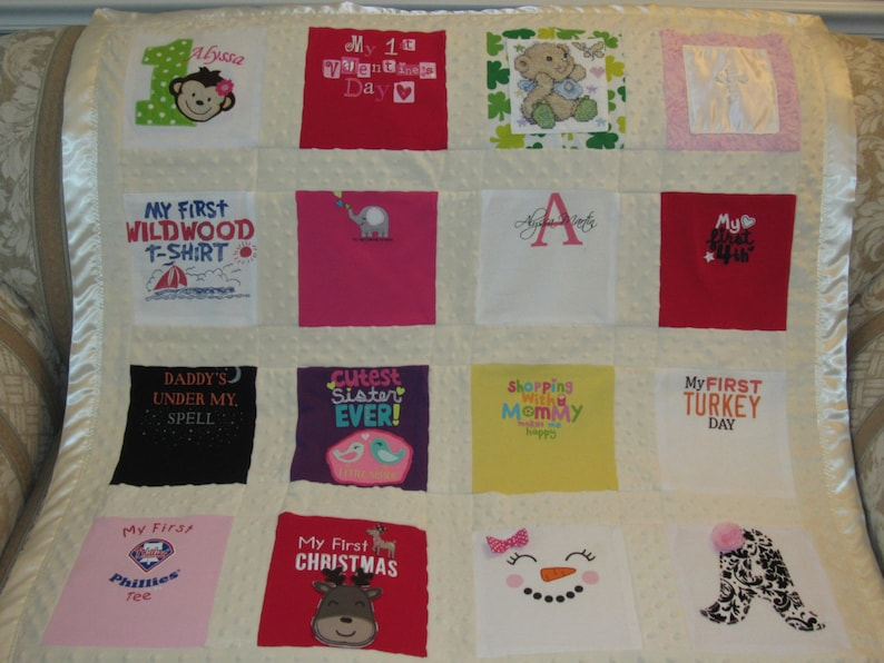 Baby/'s 1st Year Quilt