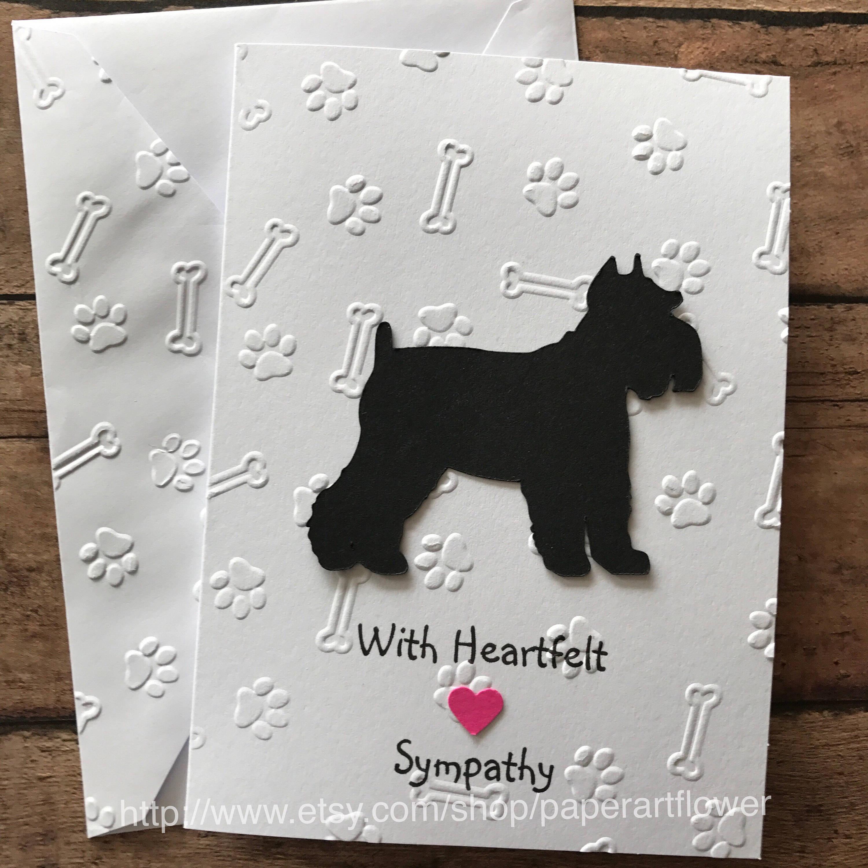 Miniature Schnauzer Cards Stationery Set Greeting Cards Pet | Etsy