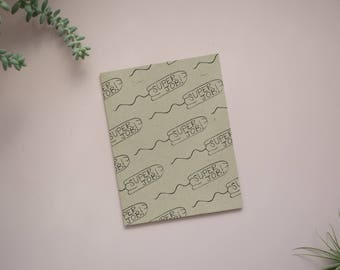 Complimentary Tampon Cards / Handmade Stationery