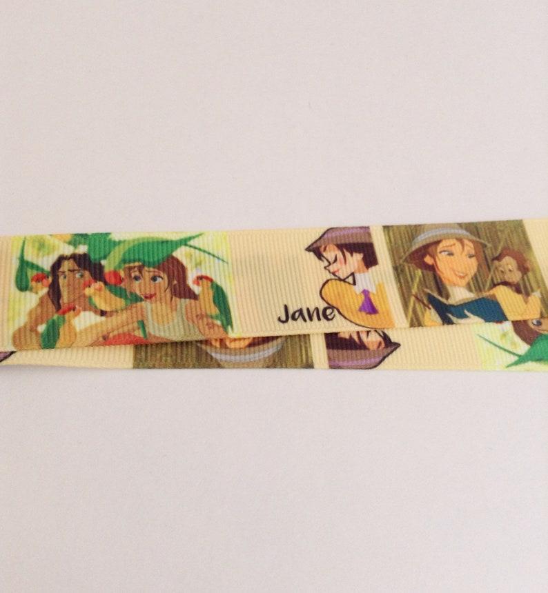 Tarzan and Jane Lanyard