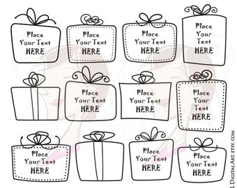 Gift Box Clipart Teacher Png