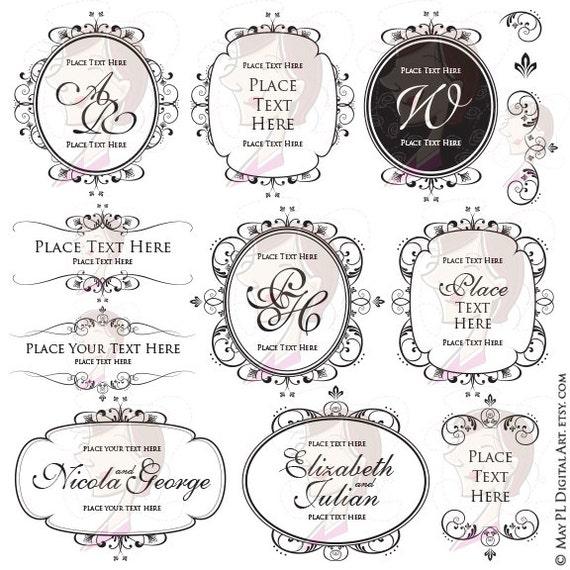 Clip Art Circle Design