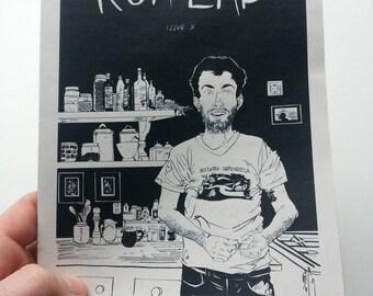 Rum Lad #8 comic-zine