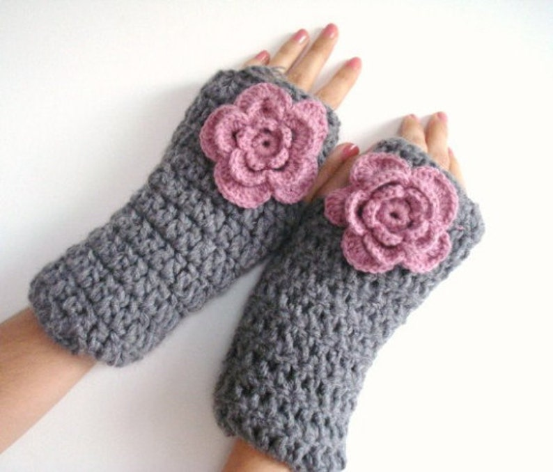Mittens and Gloves Japanese Craft Book Japan Knit and Crochet Hand Warmers