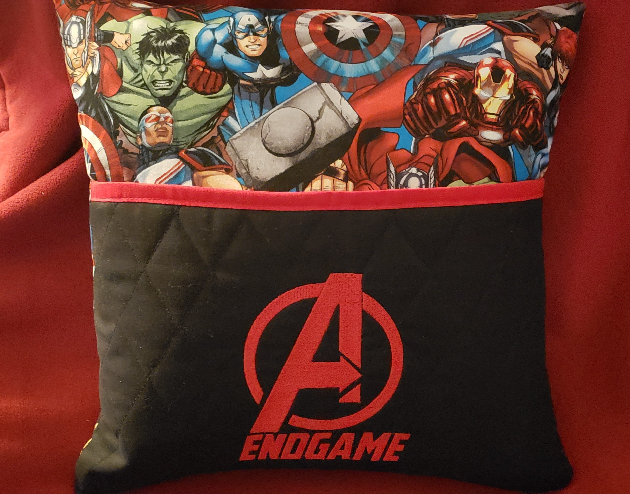 Read me a story with captain america Design 2 Designs 3 Sizes Reading Pillow Pocket Pillow-INSTANT D0WNL0AD