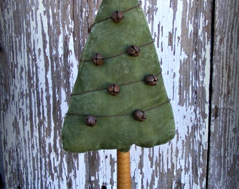 primitive christmas tree sitter christmas decor christmas trees rustic christmas country christmas holiday decor prim christmas