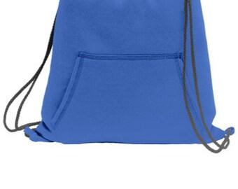 Drawstring Bags - ADD your custom graphics