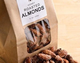 Honey Roasted Almonds (6.5 ounce)