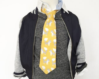 Gold Fox Necktie