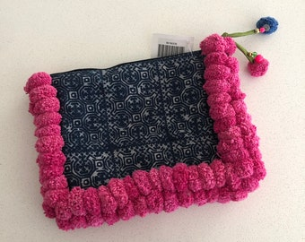 Girls Handmade Clutch by HMONG women in the hill tribes of Thailand