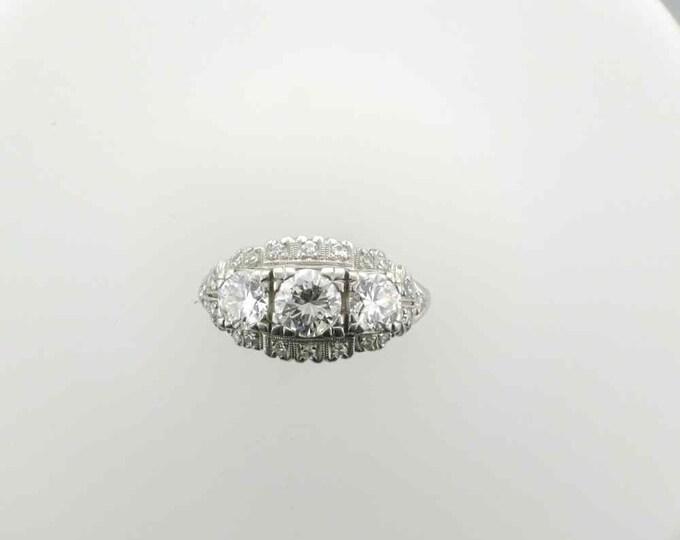 Platinum Diamond Wedding Ring; Platinum Engagement Ring; Platinum Ring; Diamond Platinum Ring; Platinum Ring