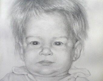 Benutzerdefinierte Erwachsene Portrat Kinder Babies Extrem Etsy
