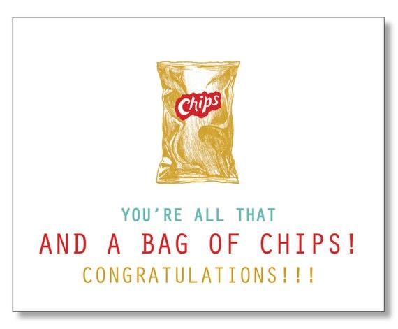 CONGRATULATIONS Card AWESOME Funny Congratulations Congrats Etsy