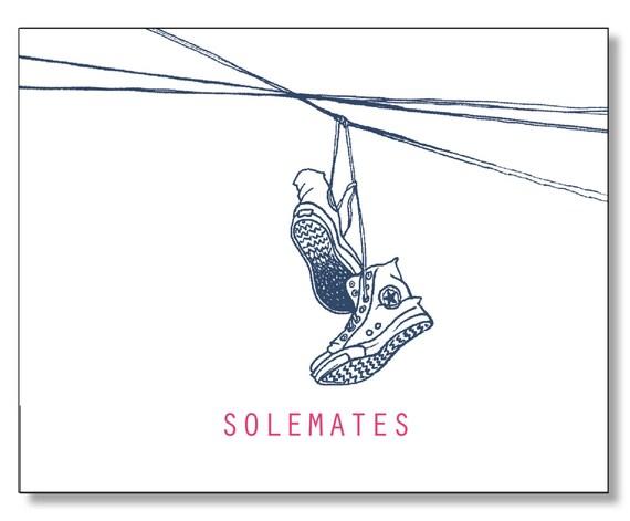 Converse Un Romance Punk Etsy Rock Filo Scarpe Card Su qOX577x4