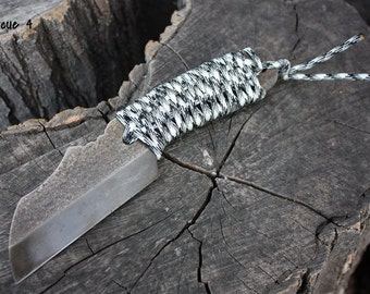 "Handmade FOF ""Rescue 4"" working, hunting and survival knife"