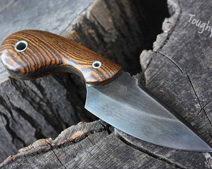 """Handcrafted FOF """"Toughy"""", hunting and working blade"""