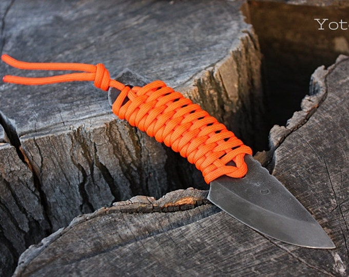 "Handmade FOF ""Yote"" working, hunting and EDC knife"