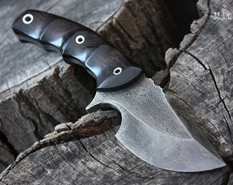"Handmade knife FOF ""Mit"" hunting and survival blade"