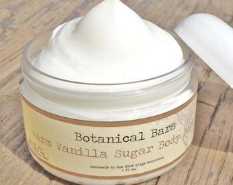 Warm Vanilla Sugar Body Lotion - Paraben Free Lotion