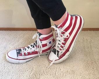 f69954d7b808 American flag converse
