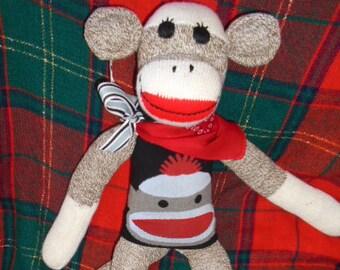 7b2b64731 Sock monkey sweater