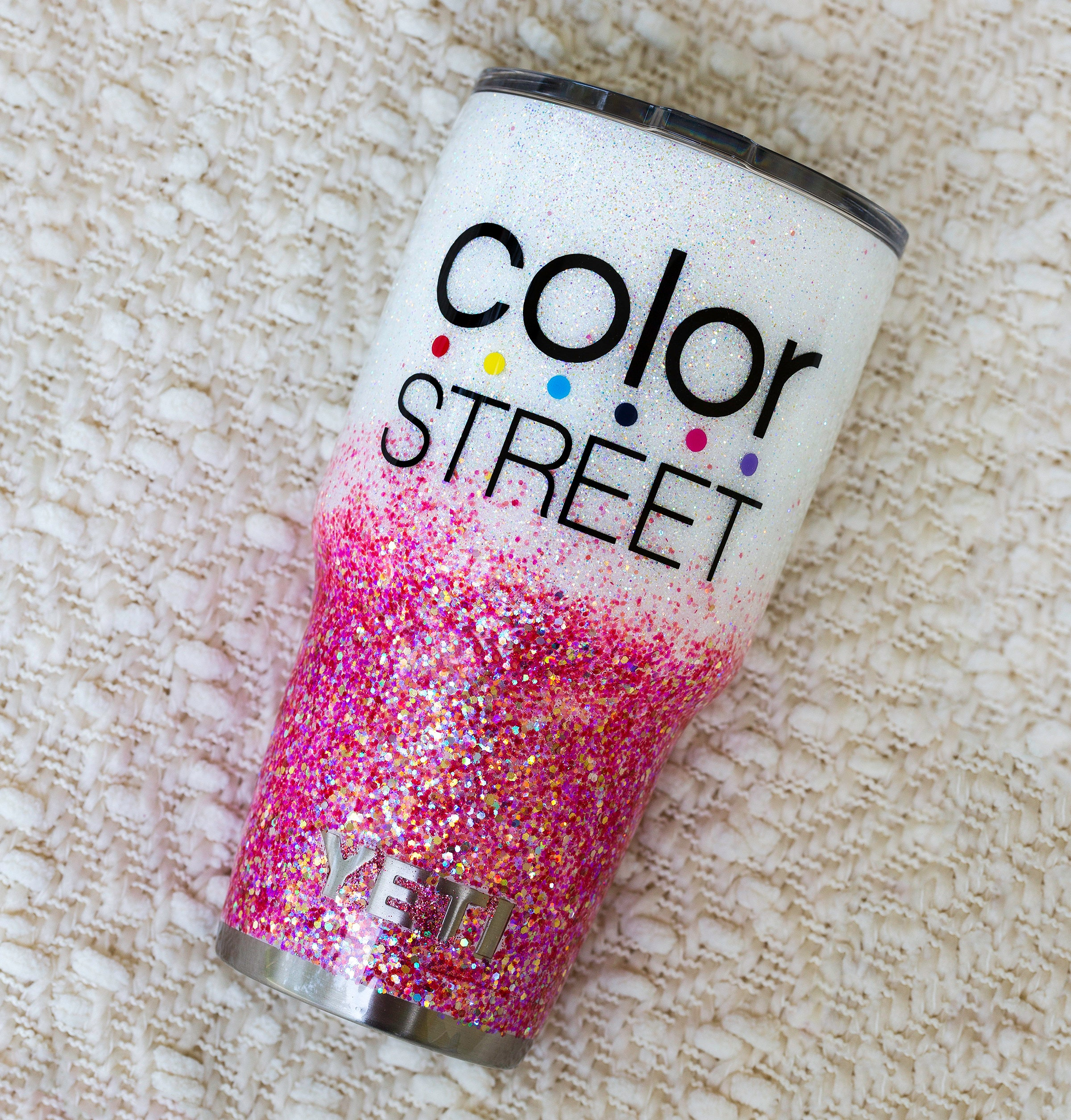 Color Street Independent Stylist Glitter Yeti Glitter Etsy