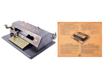 Index typewriter | Etsy