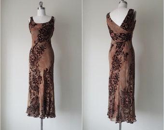 579e918ba0 Bias cut maxi dress