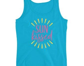 Sun Kissed, Ladies' Tank