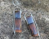 Mambi Tigerseye Earrings