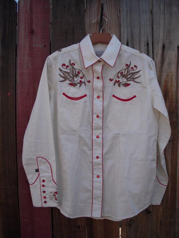 Vintage Rockmount Ranch wear Western shirt