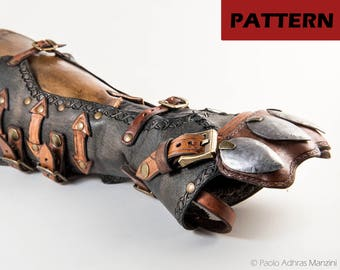 Jacob's Gauntlet from Assassin's Creed Syndicate - PATTERN -