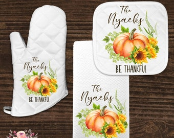 Dish Towel Hand Towel Halloween Decor Home Decor Kitchen Towel Halloween Tea Towel Thanksgiving Tea Towel Pumpkin Applique Tea Towel