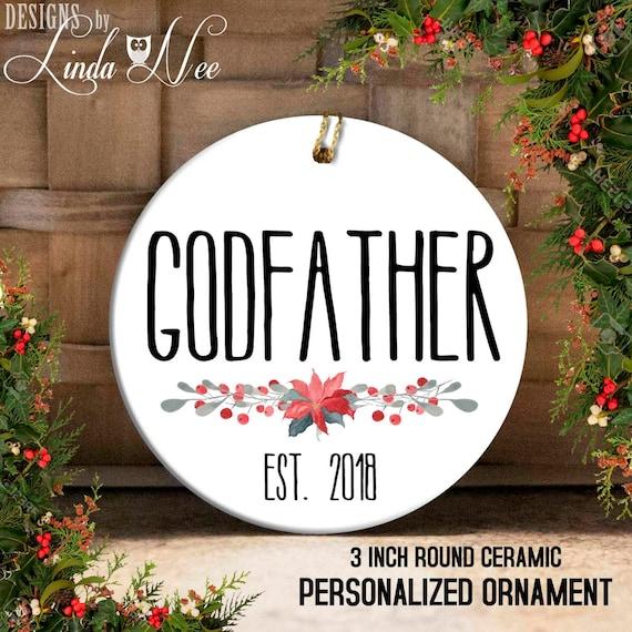 God parents christmas gift ideas