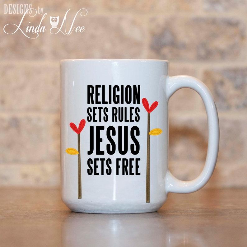Christian Mug Quote Gift