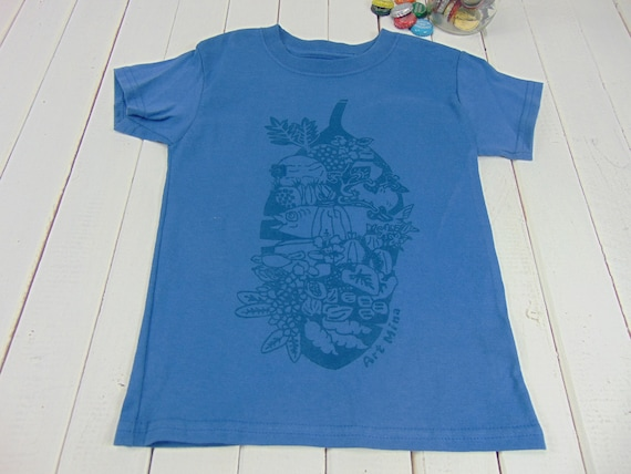 Baby Girls Kids Aloha Hand Hawaii Symbol-1 ComfortSoft Long Sleeve T-Shirt