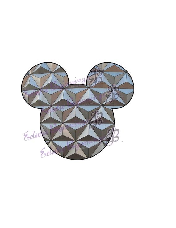 trasferimento. Minnie Mouse Sew N FERRO SU Motif Patch