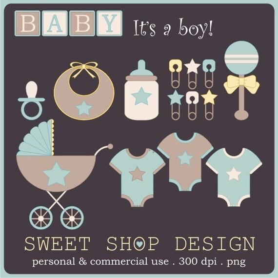 Baby Shower Clip Art Baby Boy Clip Art Royalty Free Clip Art