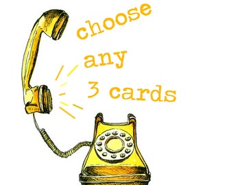 Choose any 3 cards. Funny valentines card greetings cards birthday cards. Special offer