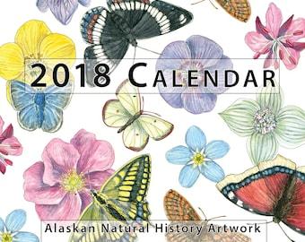 2018 Calendar - ON SALE